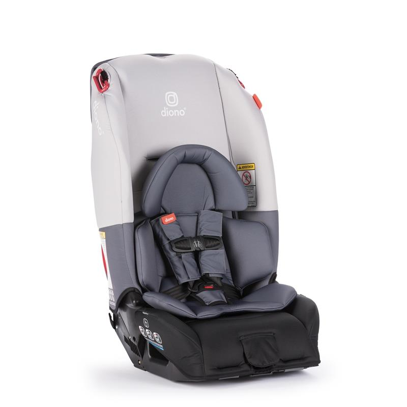 Diono Radian 3 RX Convertible Light Grey Car Seat
