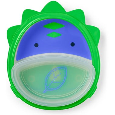 Skip Hop Zoo Plate and Bowl