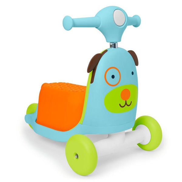 Skip Hop Zoo 3 in 1 Ride On Toy