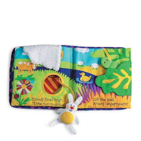 Manhattan Toy Soft Activity Book Sunny Day