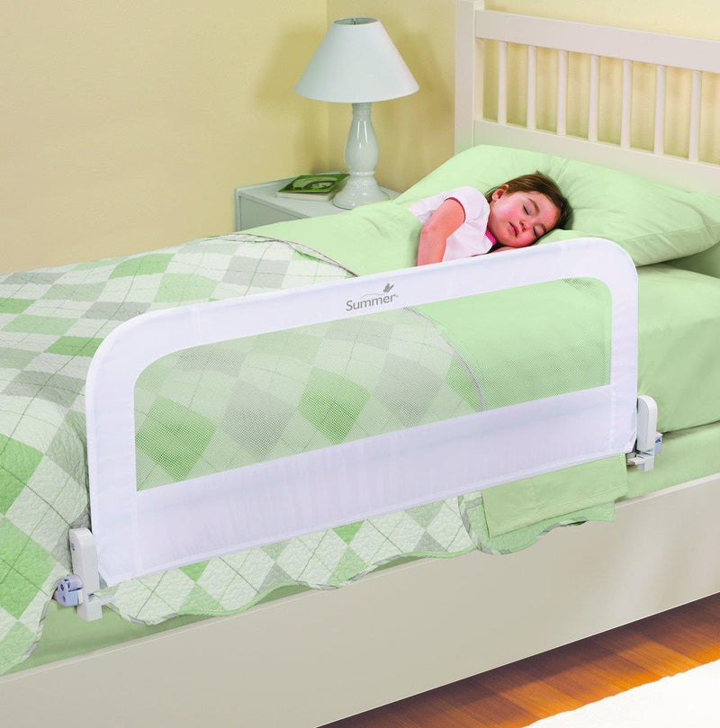 Health & Safety,Rails & Guards and Bedding:Sleep Accessories,Summer Infant, Out of Sight, Extra Wide Bedrail, bed rail, bedrail, infant bedrail, safety rail, safety bedrail