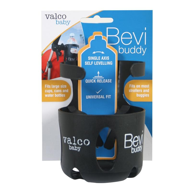 valco baby, valcobaby, bevi buddy, bevi, beverage holder, bottle holder