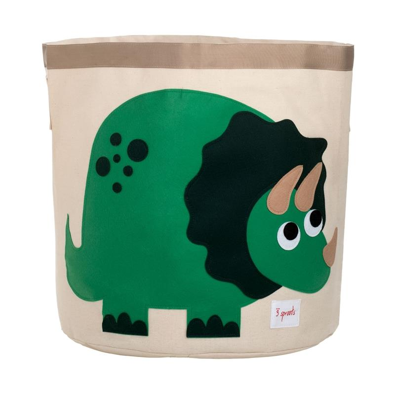 Room Accessories , 3 Sprouts Storage Bin, Elephant, 3sprouts, 3 sprouts