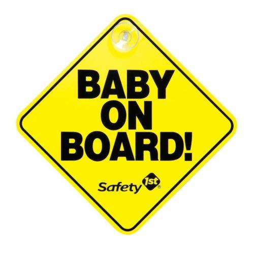 Gear,Car Seat Accessories,Sfty, safety, 1st, Baby On Board, car sign, baby on route, babyon board, on board