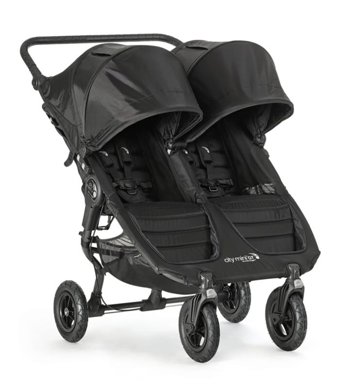 Strollers , Single,  Baby Jogger City Mini GT Double Black