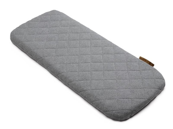 Bugaboo Wool Mattress Cover, Grey Melange
