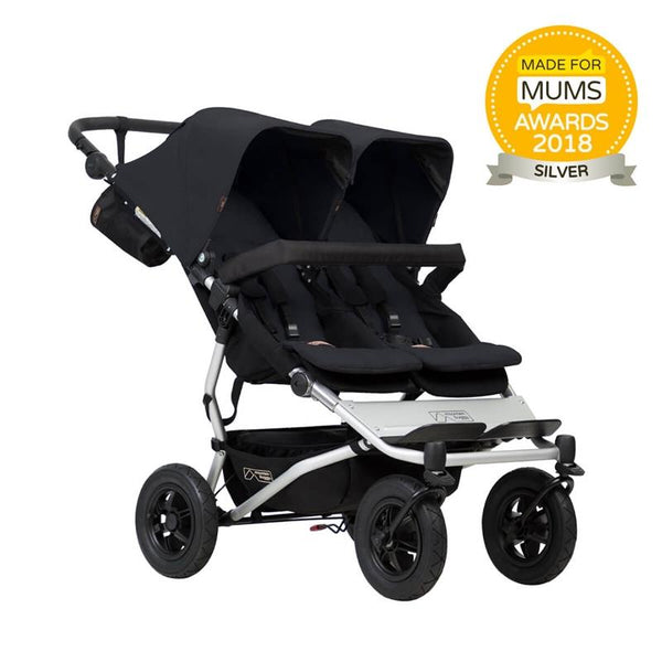 Strollers, double, Phil and Ted, Nano, Mountain, phil, ted, buggy stroller, stroller nano, duo stroller, lightweight stroller, travel stroller, compact stroller, travel stroller