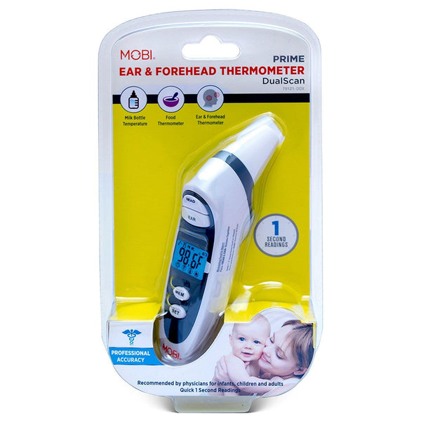 Bath & Potty,Grooming,Mobi, Thermometer, dualscan, prime, ear thermometer, forehead thermometer, digital thermometer