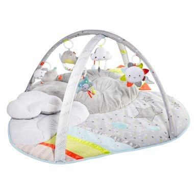 Activity Mats, Skip Hop Playspot Floor Tiles baby play playmat play mat activity gym silver lining cloud