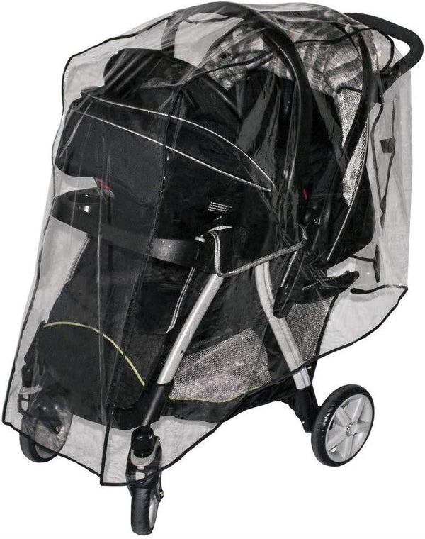 Jolly Jumper Weather Shield For Travel Systems and Tandem Strollers