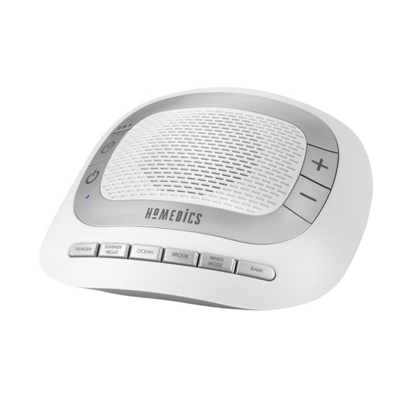 homedics, white noise, white noise machine, nursury speaker, portable sound, sound machine, lullaby, portable speaker, baby speaker, baby sound, sound on-the-go, 45628, Toronto, Ontario, Baby Store, Lil Niblets
