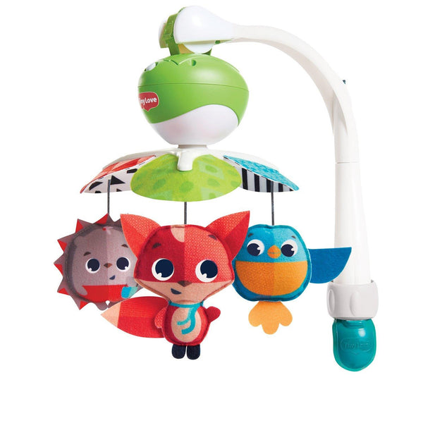 Tiny Love Soothe 'n Groove Mobile take along, meadow days, mobile, fox, take along mobile, car seat toy, stroller toy, carrier toy, animal toy