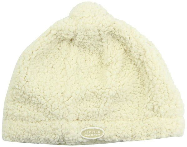 JJ Cole Bundle Me Shearling Hat - 0-6 Months