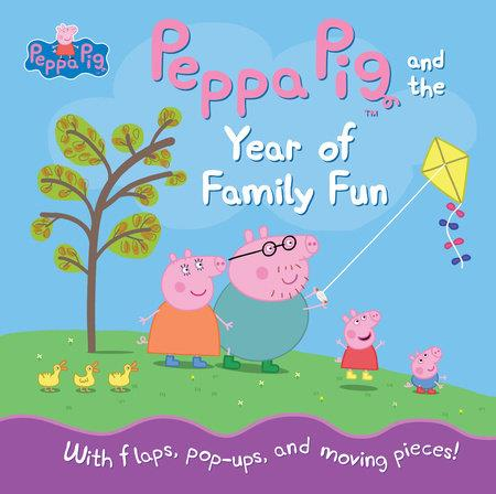 Peppa Pig and the Year of Family Fun