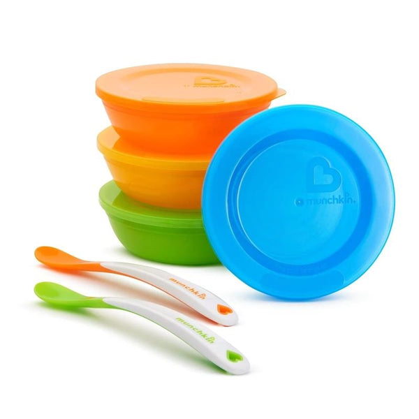 Munchkin, feeding, snack, lovable, love-a-bowl, love a bowl, bowl, utensils