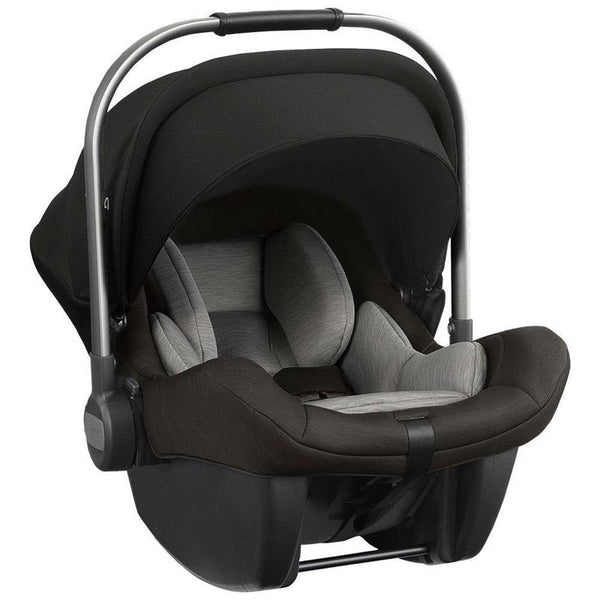 Nuna Pipa Lite Infant Car Seat, Ebony