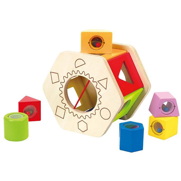 Hape Shake and Match Shape Sorter, Shake and Match Shape Sorter, Baby Toy, Hape Toy, Hape Baby Toy, Hape Shape Sorter, Shape Sorter, Shape Sorter Toy, Shape Sorter Baby Toy