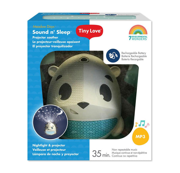 Tiny Love Soother, Sound 'n Sleep Soother,  Projector Soother, Tiny Love Sound 'n Sleep, Tiny Love Projector Soother, Meadow Days Collection, Sound Soother, Sleep Soother