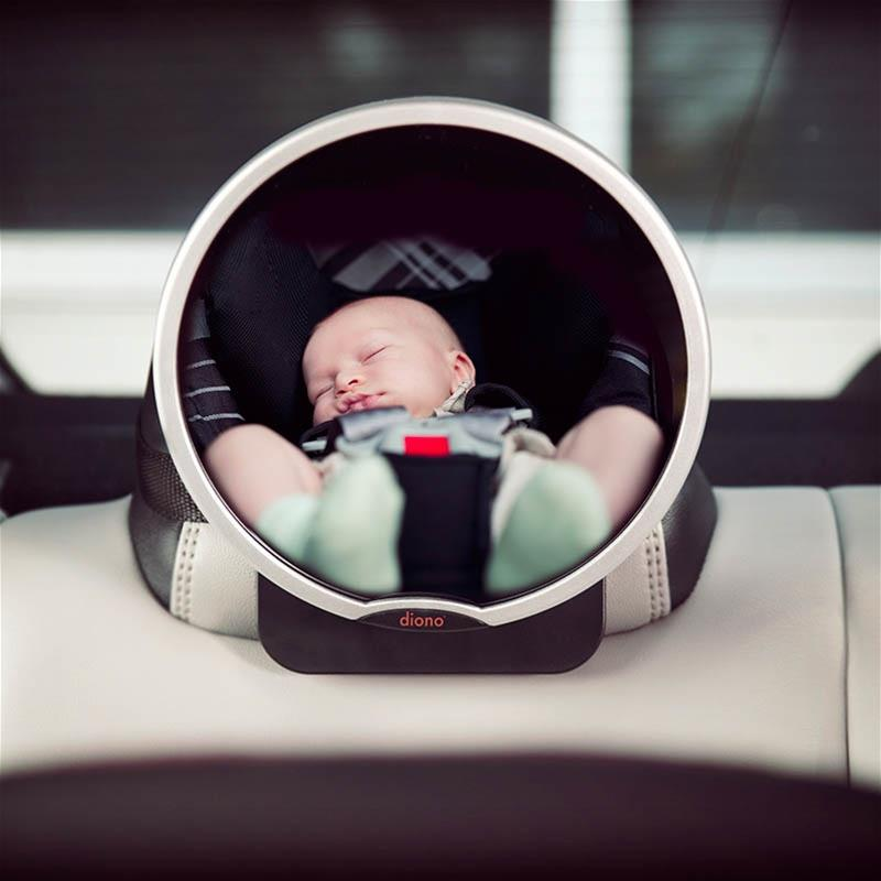 Diono, Diono Easy view, rear facing car seat mirror for baby