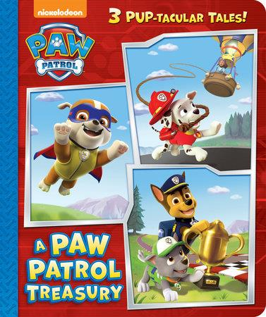 A Paw Patrol Treasury