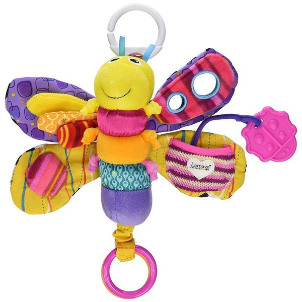 Playtime,Infant Toys,Lamaz, lamaaz, fifi, Firefly, fire fly, clip & go