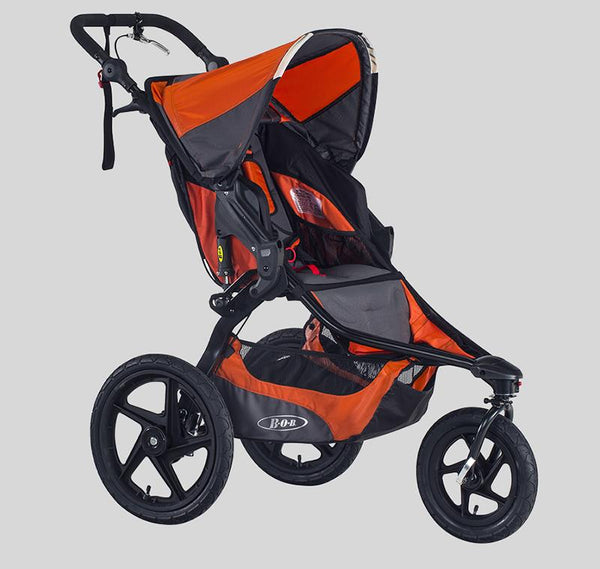 Strollers ,single , BOB Revolution Pro Black