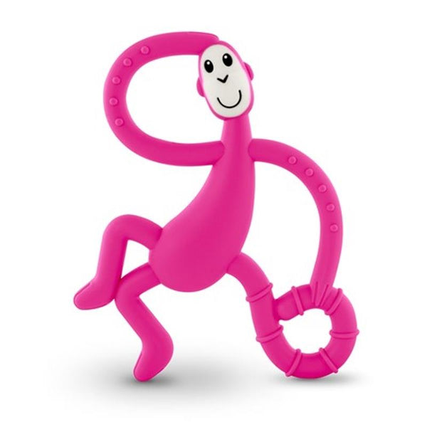Dancing Matchstick Monkey Baby Teether