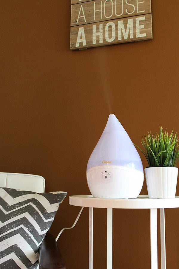 Crane Droplet Humidifier - White