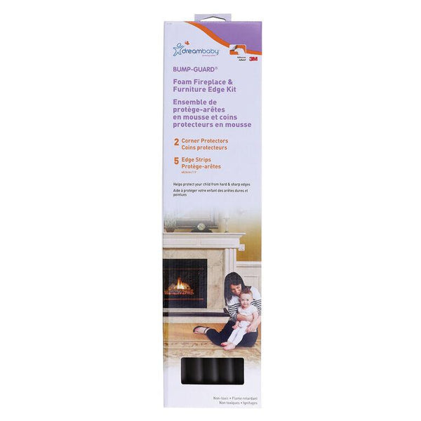 Dreambaby Foam Fireplace and Furniture Edge Kit