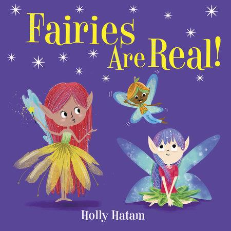Fairies Are Real Book