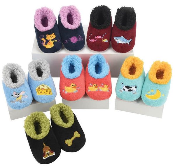 Snoozies Baby Slippers Collection