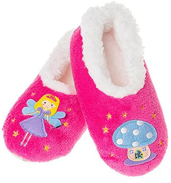 Snoozies Fairytale Toddler Slippers