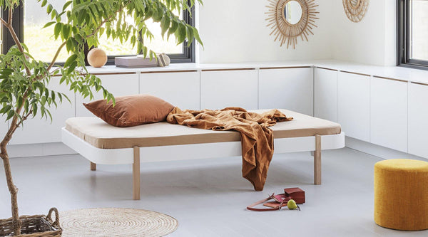 WOOD LOUNGER 90 & 120 - Oliver Furniture