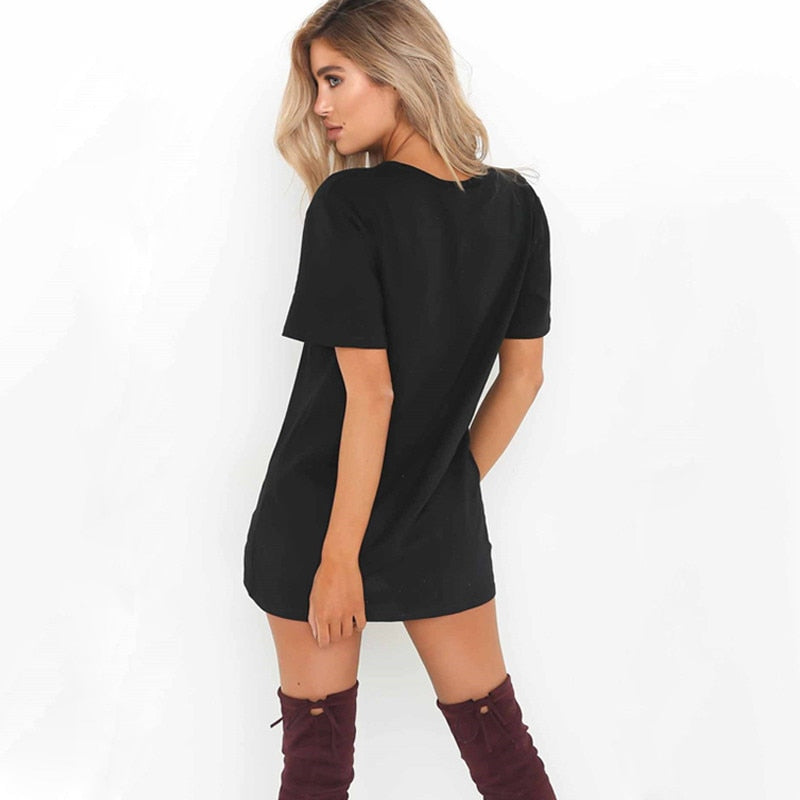 Luna T Shirt Dress