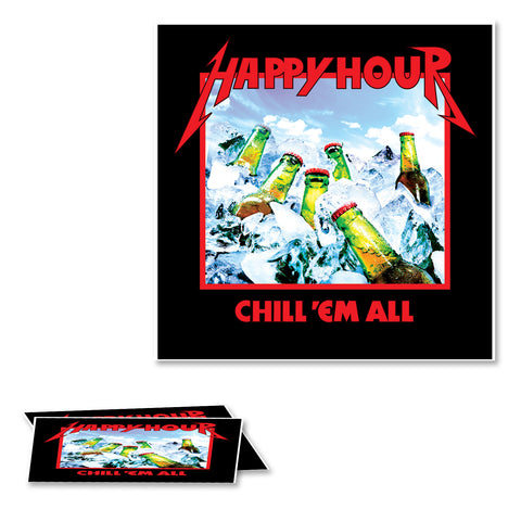 Sticker | Chill 'em All