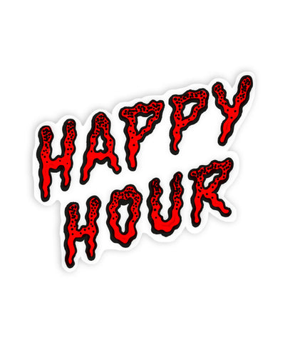 Sticker | Rippin' Happy Hour