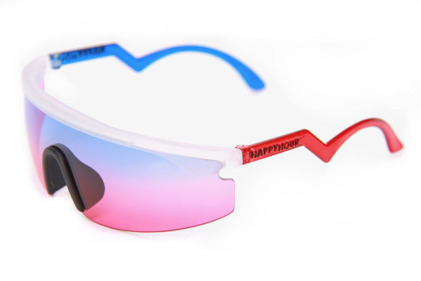 Accelerators | Red White & Blue | America Fade