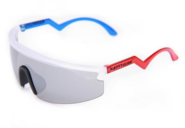 Accelerators | Red White & Blue | Mirror