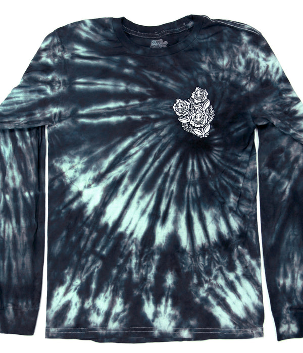 Black Light | Tie Dye | Long Sleeve