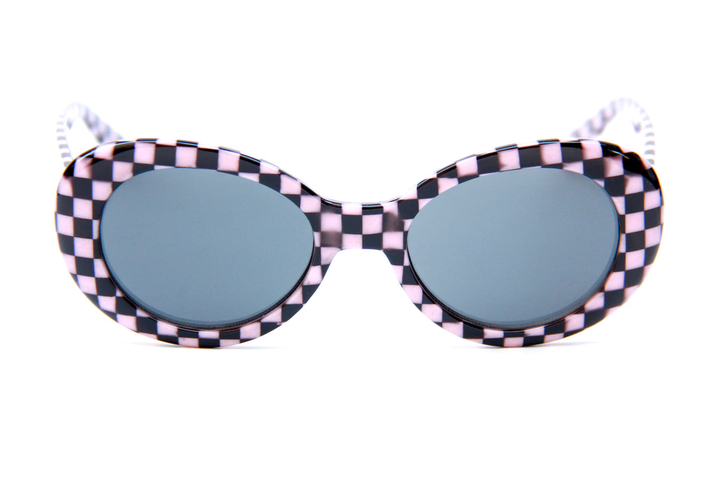 Beach Party | Pink Checkers