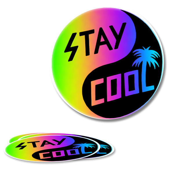Sticker | Stay Cool