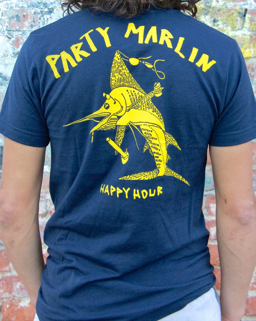 Party Marlin| Navy