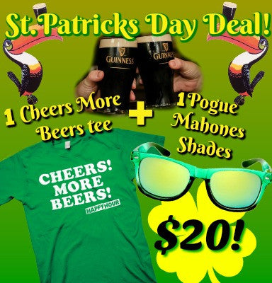 St.Patricks Day Deal