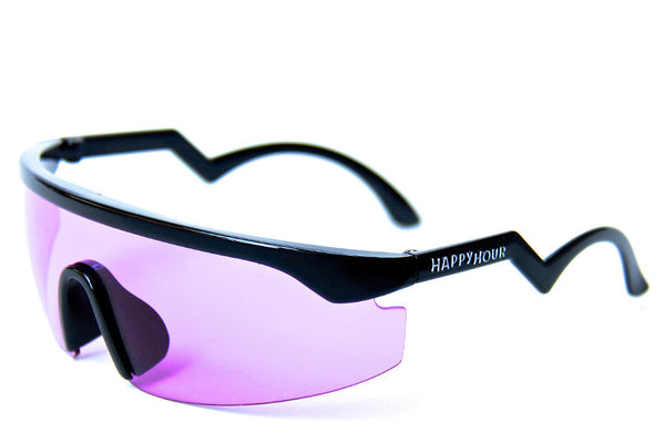 Accelerators | Black/Purple