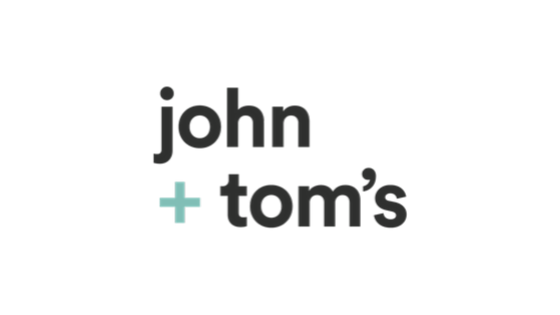 Why choose John & Toms?