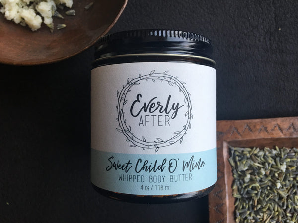 Everly After Sweet Child O' Mine Whipped Body Butter