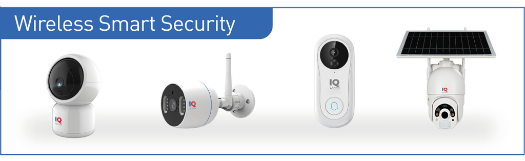 Wireless Smart Security