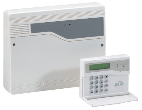 Honeywell Accenta Mini Gen4 with LCD Keypad - Symbols<br>(Model: 8SP399A-UK)