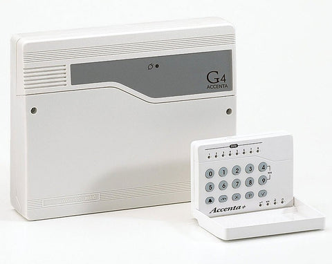 Honeywell Accenta Mini Gen4 with LED Keypad - Symbols<br>(Model: 8SP400A-UK)