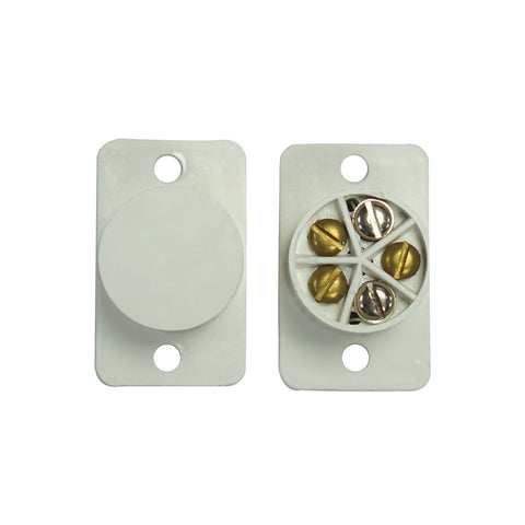 Honeywell Quick Fit Flush Door Contact<br>(Model: AC033)